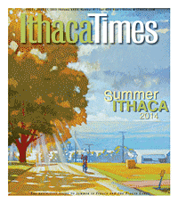 Ithaca Times 2014 Summer