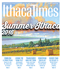 Ithaca Times 2016 Summer